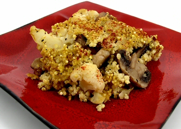 Cauliflower Mushroom Marranca