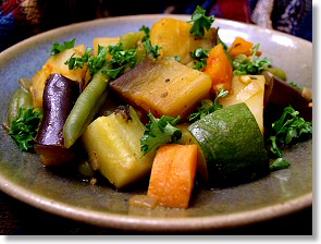 Khalota (Algerian Vegetable Medley)